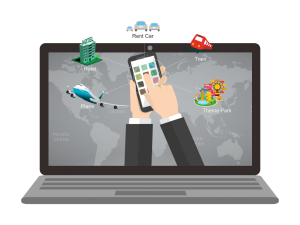 Peluang bisnis tiket online