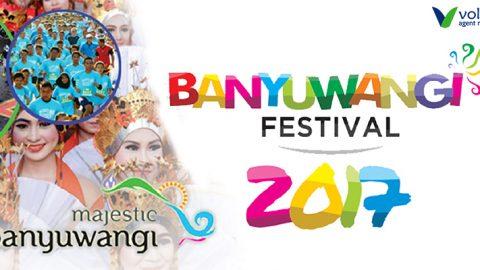 Potensi Wisata Banyuwangi Ditampilkan dalam Banyuwangi Festival 2017